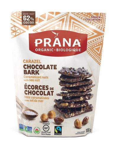 Guilt-free, all-natural @pranabio chocolate bark? I want in! Get your FREE sample from @socialnature too.
