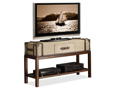 Shop For Riverside Suitcase Sofa Table, 22615, And Other Home Entertainment  Tables At Union