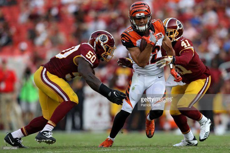 News Photo : Wide receiver Alex Erickson of the Cincinnati...