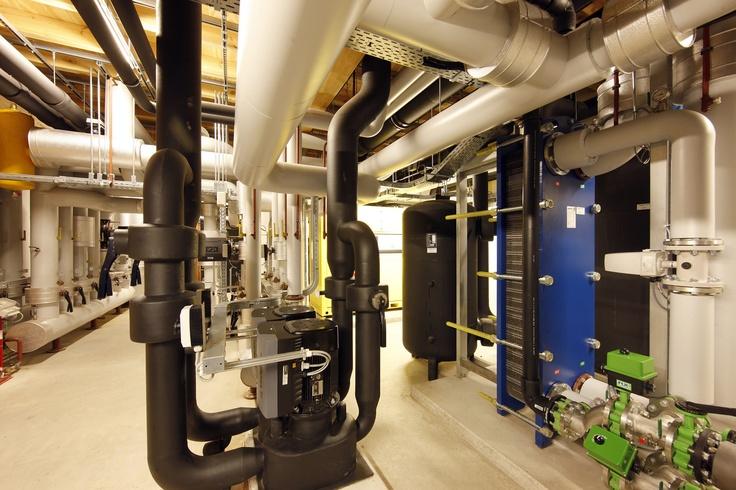 Duurzame installaties NIOO-KNAW