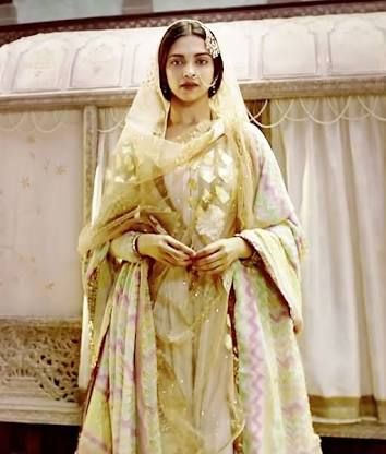 bajirao mastani costumes - Google Search