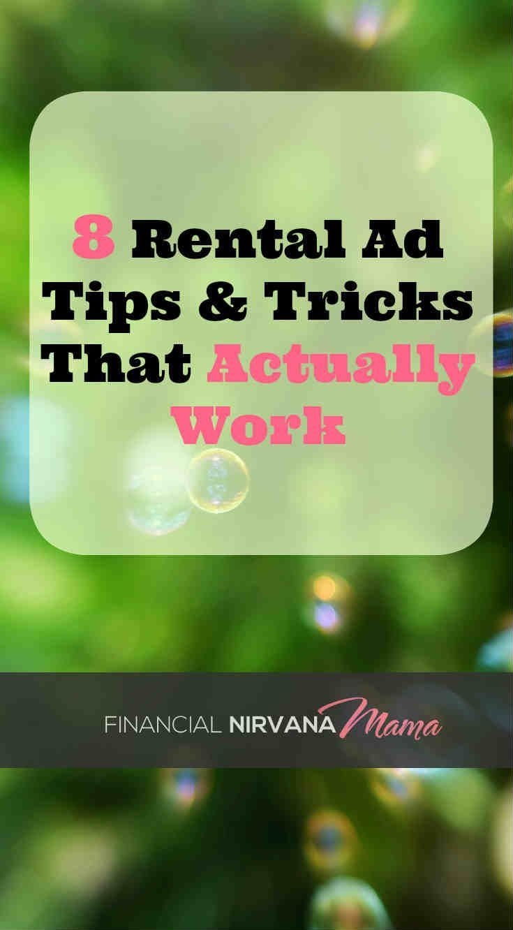 How to write an awesome rental that gets RESPONSES.  8 tips and tricks + 15 essential things to include in your rental ad to get your ideal tenant