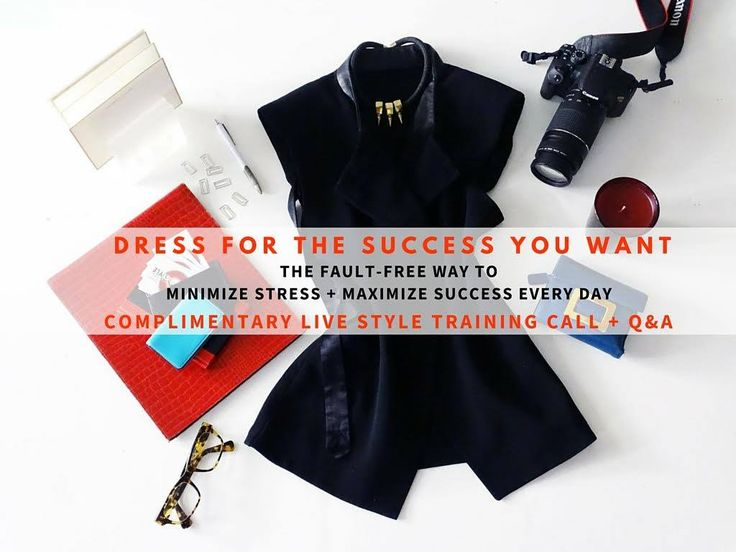 You have no idea how much money you leave on the table when you simply don't look relevant. I created this special LIVE no cost event so you can learn how to look like your best dressed self:  When: Tuesday, MAY 17, 2016  Time: 6PM EST / 3PM PST   Where: Online or By Phone  RSVP here: https://focusonstyle.com/dress-for-success  Seat are limited.   Join now.