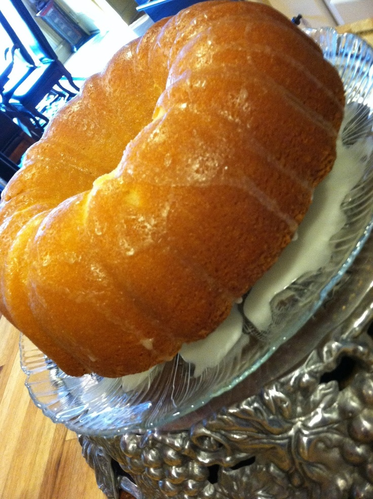 7-Up Bundt Cake Recipe