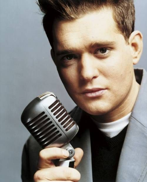 Michael Buble Photo Gallery : The Berry