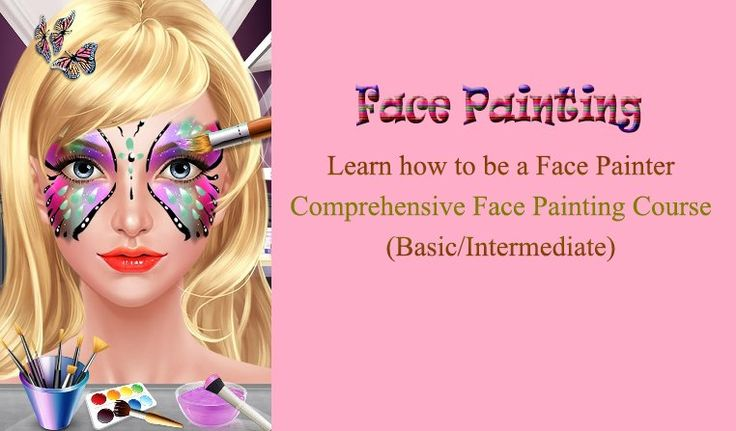Learn how to be a Face Painter  Comprehensive Face Painting Course (Basic/Intermediate) For inquiries 056 7073068 #FilBritTrainingCentre #FilBrit #Training #FacePainting #Dubai #UAE #ShortCourse