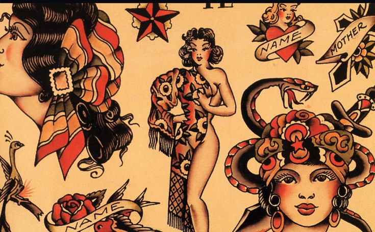 tattoo design 60's - Pesquisa do Google