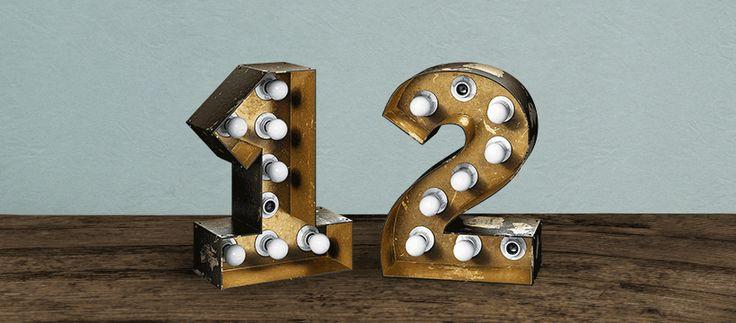 Las 12 en Punto | Diseño web MADRID | Diseño gráfico