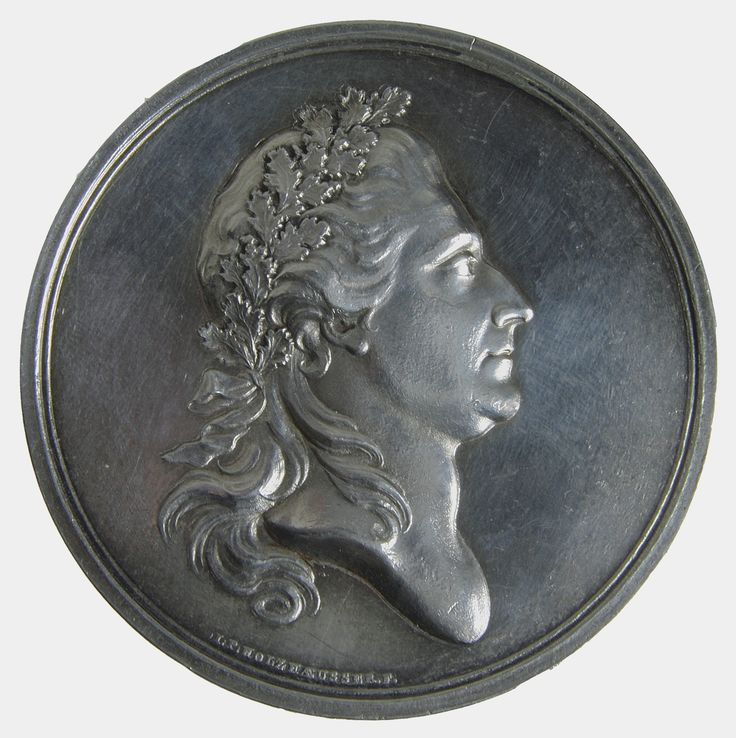 Award medal of the Commission of National Education (KEN) by Johann Philipp Holzhaeusser, 1774, Muzeum Warszawy