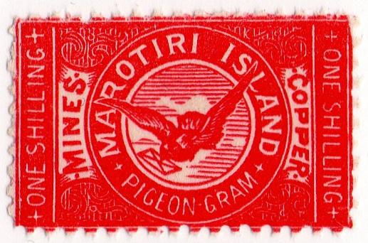 Colonial Cinderella Stamps