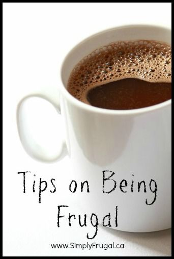 Being frugal doesn't mean not enjoying life.  Here are some tips on being frugal so you can enjoy life even more!