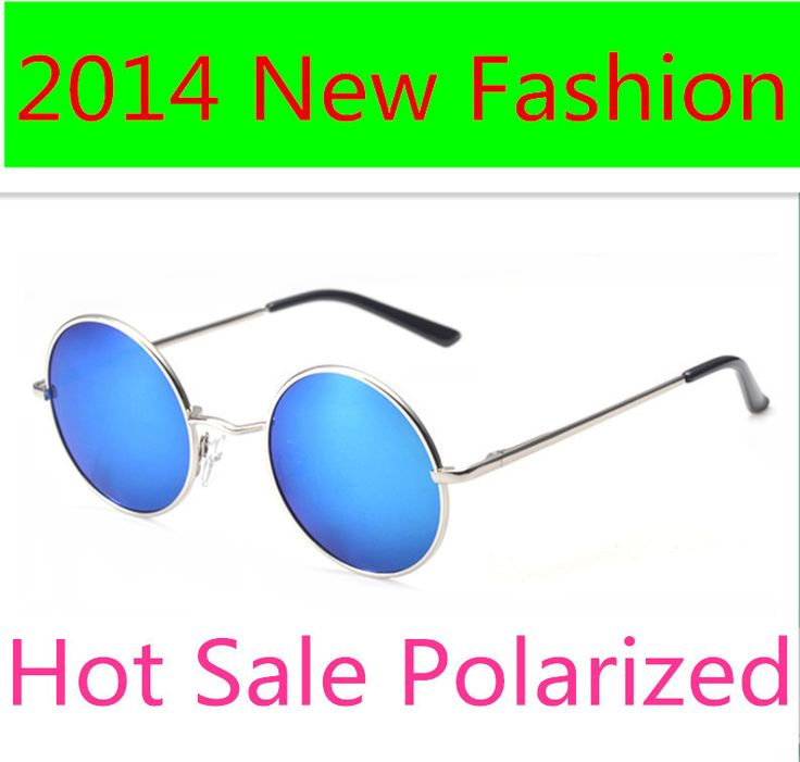 Hot Sale Glasses 2014 New Fashion Sunglasses Men Polarized Fashion Band Designer Good Quality Free Shipping $4.00 - 4.50