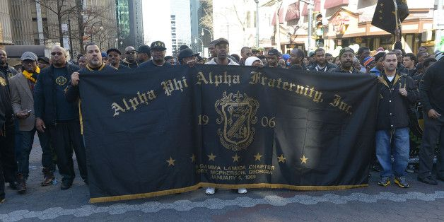 Black Fraternities (and Sororities) as Social Justice Organizations: A Model and a Vision