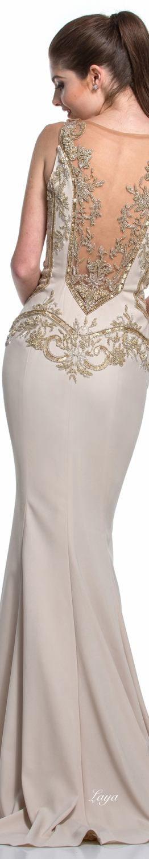 TERANI Couture Evening (Spring-2015) jaglady