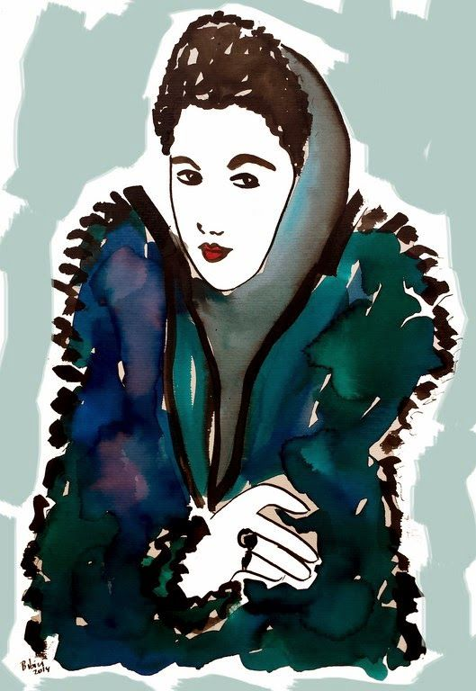 Bibivi: Mujer Misteriosa. Homenaje al Greco