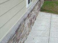 Brick Wainscot - Post-Frame Building Option