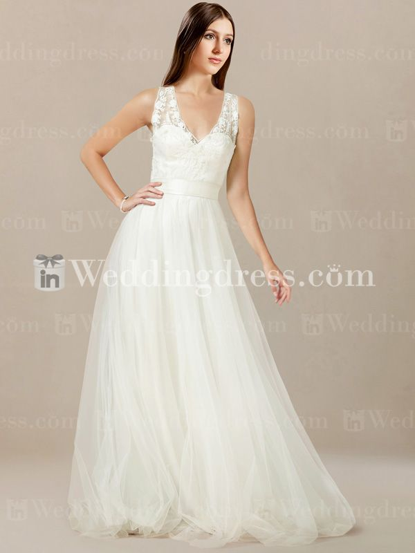 Best 25 inexpensive wedding dresses ideas on pinterest blush simple destination wedding gown with lace bc821 inexpensive junglespirit Gallery
