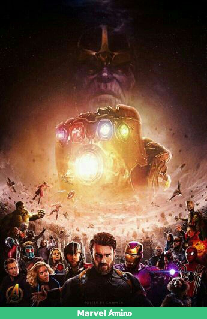 Infinity war #HiveSurvives