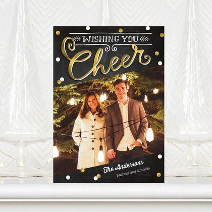 REVEL: Wishing You Cheer Cards