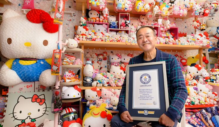 The Guinness World Records has a new weekly video series called Meet the Record Breakers – Japan Tour in which they spotlight world record holders in Japan. This week, they revealed their rec…