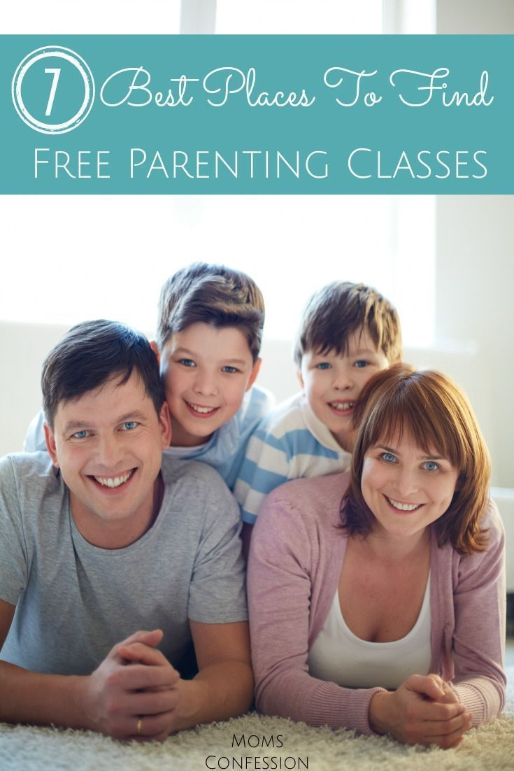 Check out our top 7 Best Places To Find Free Parenting Courses! These are a great way to build a quality family dynamic that is loving and functional.