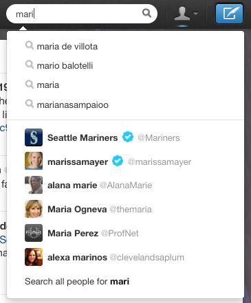 Twitter Upgrades Search With Autocomplete & New Filters