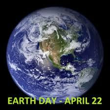 10 Facts about Earth Day~one being UC Santa Barbara created it years ago due to an oil spill that occurred in the Pacific front of the college which required the community to  help clean up the horrible mess, thus creating Earth Day. I am proud to be one of their students...