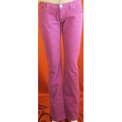 Relish dámské džíny fialové 28