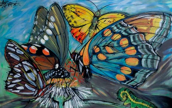 mariposa  by Germán Tessarolo