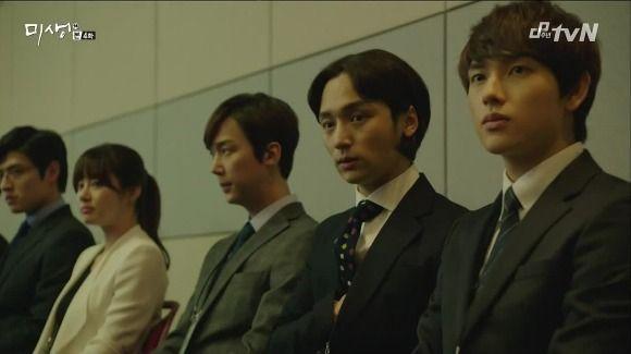 Misaeng: Episode 4 » Dramabeans » Deconstructing korean dramas and kpop culture