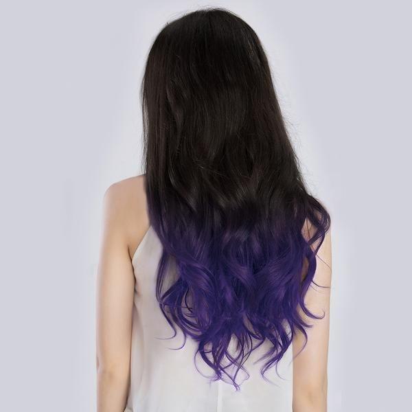 KingHair Ombre Hair Extensions @kinghaircom #hairextensions #hairstyles #braids #wigs #braids #mermaid #fishtails #frenchbraids #dutchbraids #hairtutorials
