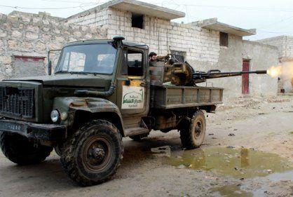 Crónicas de Alejandro Villegas: La guerra civil en Siria ha dejado más de 200 mil personas muertas