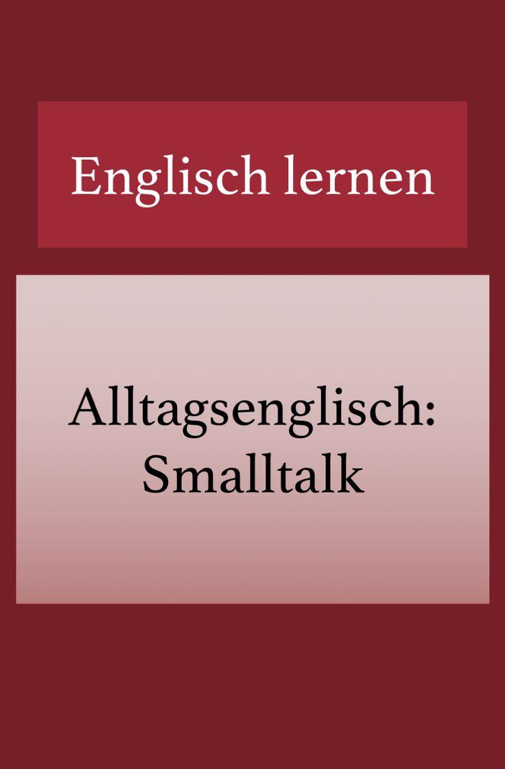 Smalltalk kennenlernen englisch