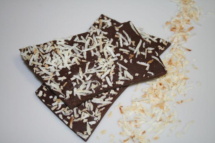 Coconut Shards - Chokola'j, Chocolatiers, South Brisbane, QLD, 4101 - TrueLocal