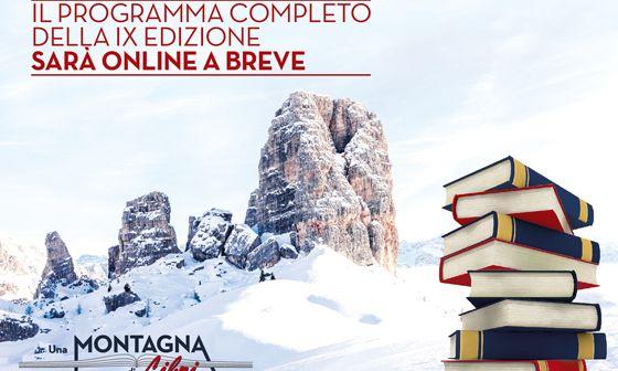 Una Montagna di Libri Cortina d'Ampezzo dicembre-marzo