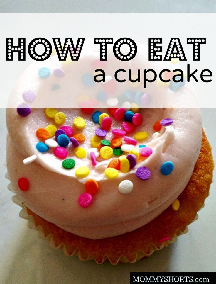 Have your cupcake and eat it right, too!  Don't forget the milk.
