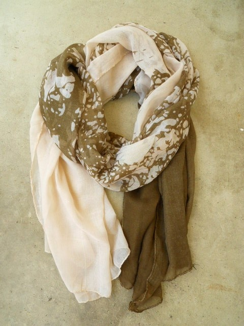 Friends of the Earth Scarf from Debloom