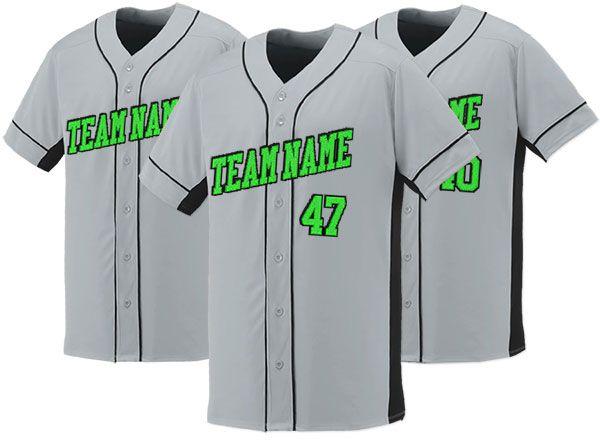 Custom Mens Baseball Jerseys