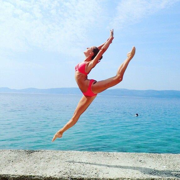 Ballet everywhere :) ♡
