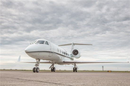 Gulfstream IV, Gross Weight Increase, Wi-Fi, New landing gear 2013 #bizav #aircraftforsale