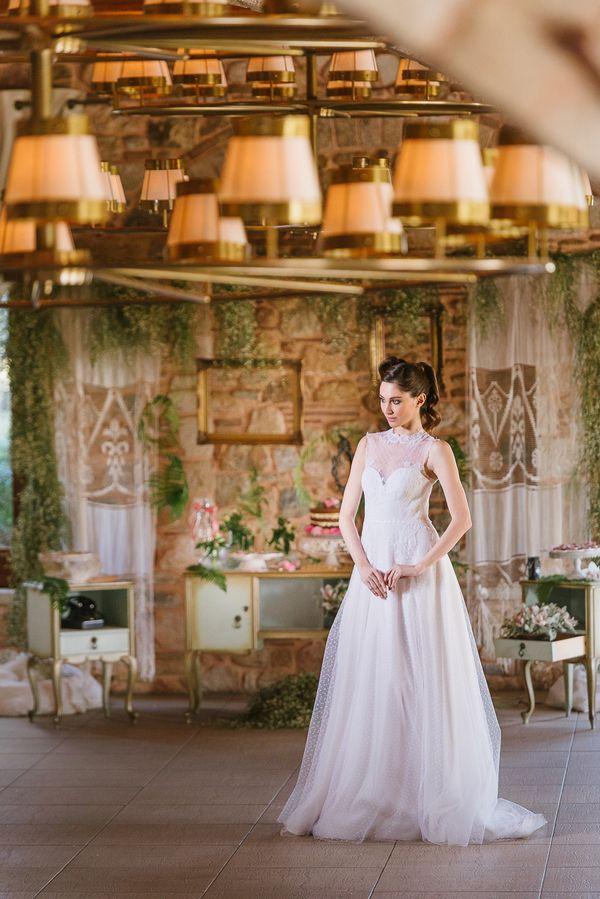 29 - A Chic Botanical Wedding Shoot in Greece