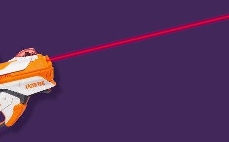 Lazer Tag : le pistolet en réalité augmentée - Orange le collectif