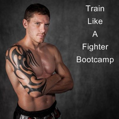 Train Like A Fighter Bootcamp at Sherwood Park!