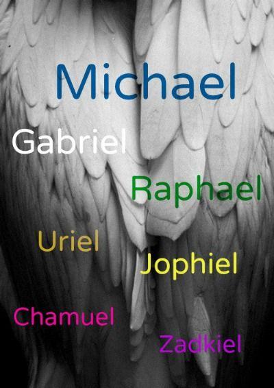 Names Fallen Archangels