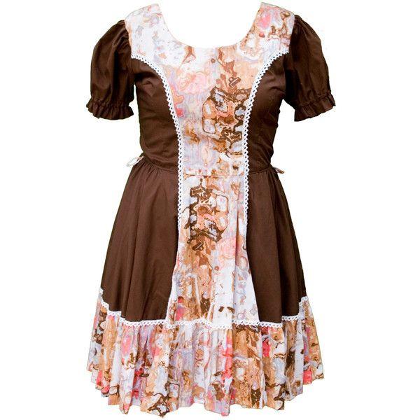 j thomson plus dresses vintage