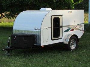 Diy Tiny Camping Trailer 001