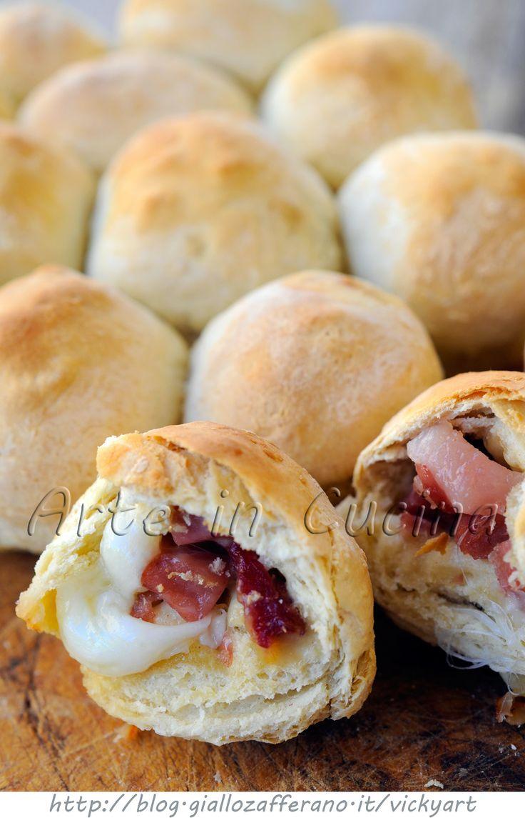Danubio salato veloce anche bimby per feste e buffet vickyart arte in cucina