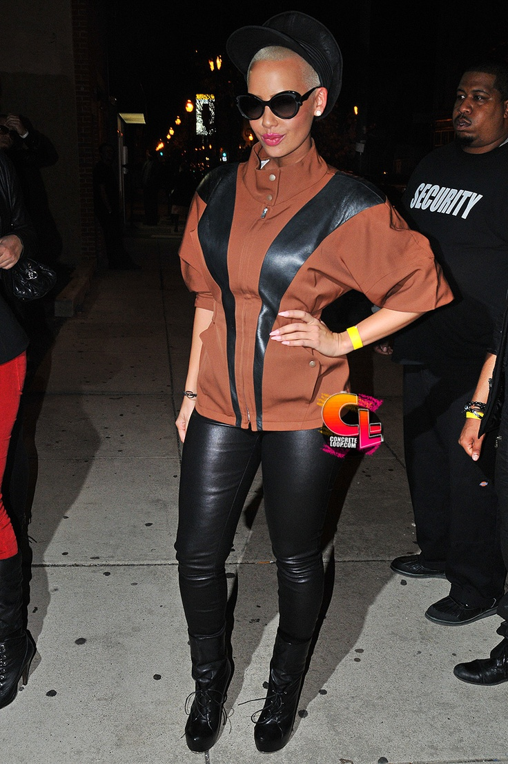 Amber Rose Style - Hot Girls Wallpaper