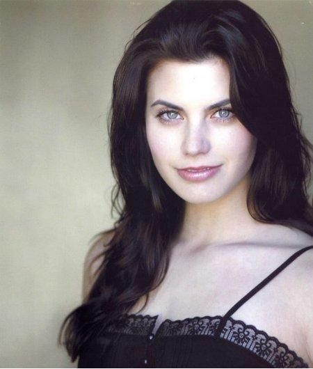 Meghan Ory- Eden Anna Richards
