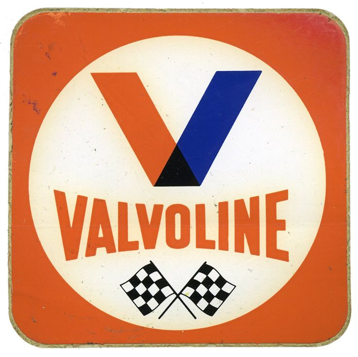 Valvoline Vintage Racing Decal  Vintage Racing Logo Decals from the 1970's http://smith.gl/vintageracedecals